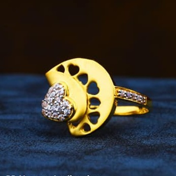 916 Gold Ladies Ring LR-0033