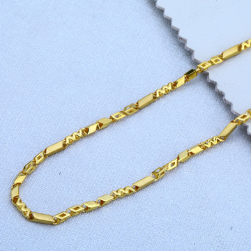 Mens Choco 916 Gold Chain-MCH24