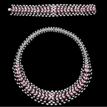 Diamonds NecklaceJSJ0192