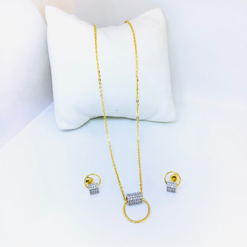 DESIGNING FANCY GOLD SET FOR LADIES by