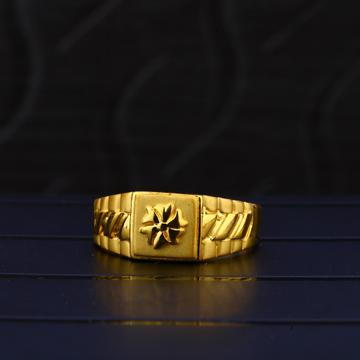 22kt Hallmark Palin Gold Ring MPR70