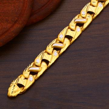 916 Gold Exclusive Designer Bracelet MPB162