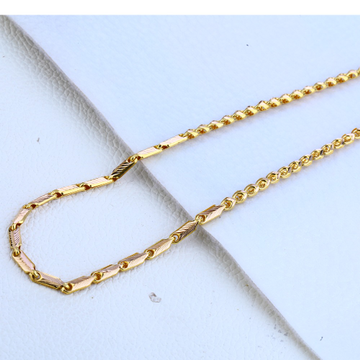 22ct Gold exclusive Mens Choco Chain MCH169