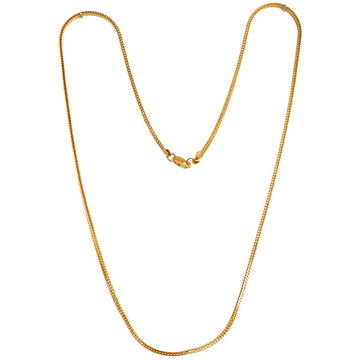 1 gram gold plated chain mga - che0058