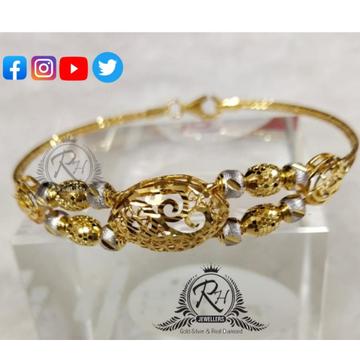 22 carat gold stylish ladies kada RH-KD799