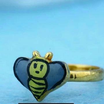 916 Preicous Designer Baccha Ring