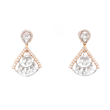 Drop latkan with tiny droplets with fancy shaped d...