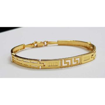 22k Gents Fancy Gold Bracelet G-3438