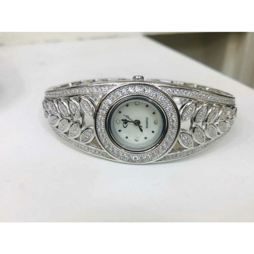 92.5 Sterling Silver Super Nice Lock Type Watch Ms-2885