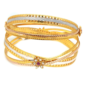 1 gram gold forming bangles mga - gf0050