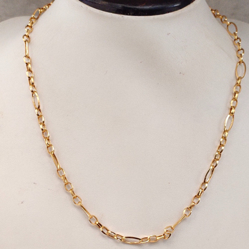 916 Gold Gents Chain by