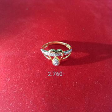 22 kt gold rings