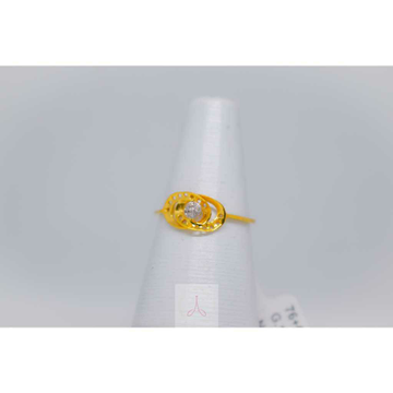 18c Gold Ring