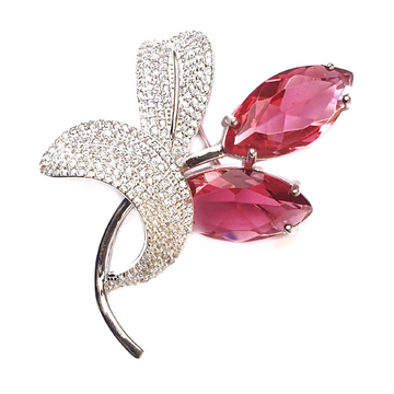 925 Sterling Silver Fancy Brooch MGA - BCS0002