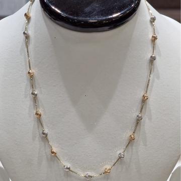 22KT Hallmark Gold Trendy Chain