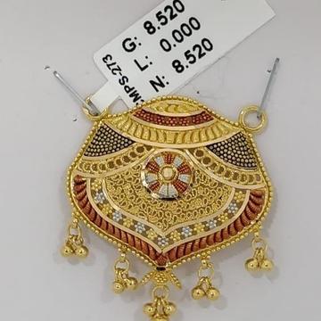 916 Calcutti Mangalsutra Pendant CMPS273