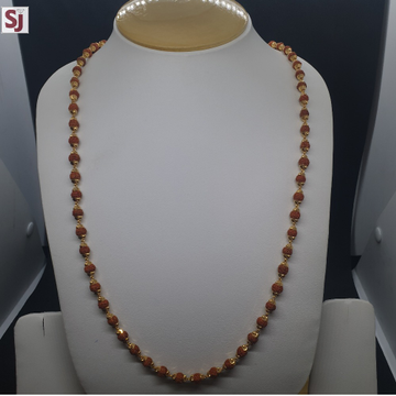 Rudraksh mala rmg-0037 gross weight-17.310 net weight-14.020