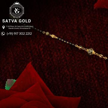 22KT Gold Bracelet SGB-0001