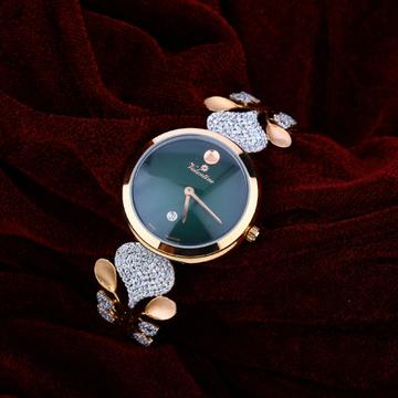 Rose Gold Ladies Watch-RLW11