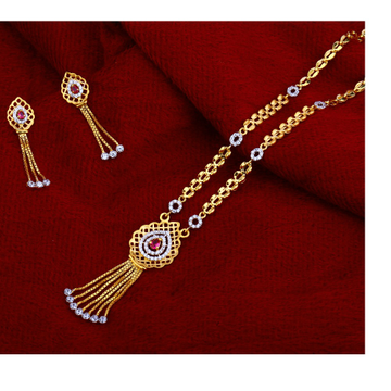 22kt Gold  Chain Necklace   CN69