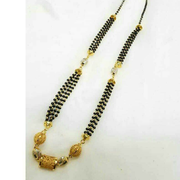 22KT Gold Antique  Mangalsutra