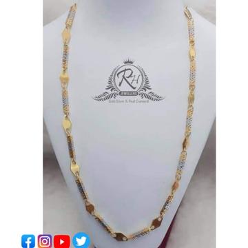 22 carat gold classical gents chain RH-CH493
