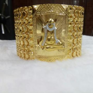 22 ct gold bracelet
