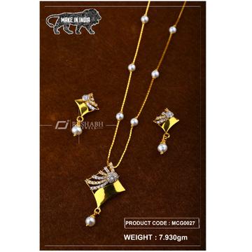 Ladies Moti Chain Dokiya  MCG0027 by