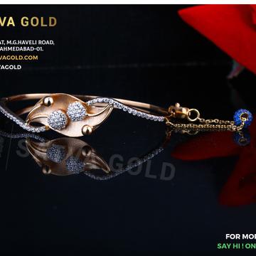 76 ROSE GOLD KADA SGK-0006
