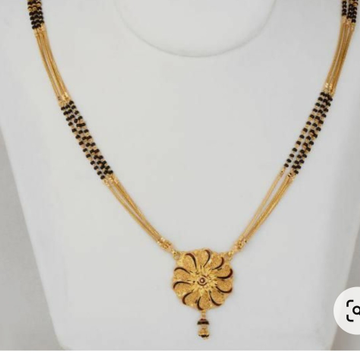 916 fancy mangalsutra special for girls
