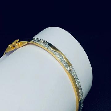 22KT gold Hallmark Attractive Bracelet