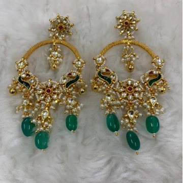 Designer Earring For Wedding by