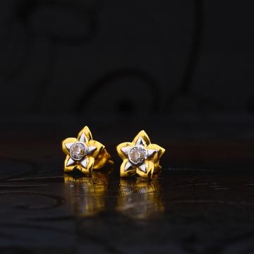 916 gold Fancy Designer Earrings LSE172