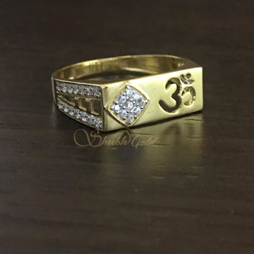 Gents ring by Shubh Gold