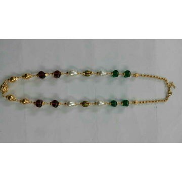 22KT Fancy Chain Mala