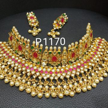 Bridal necklace bdns050