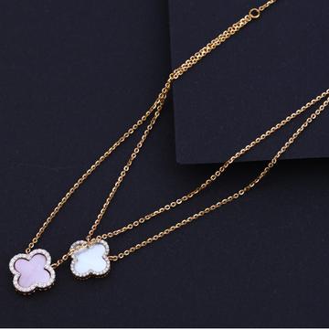 18KT Rose gold Necklace Tanmaniya RTM212