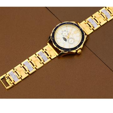 22KT Gold Delicate Men's Watch MW35