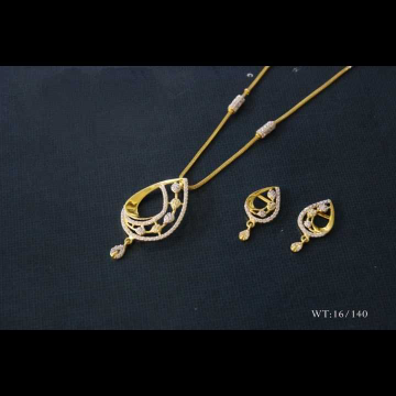 22 K Gold Fancy Dokiya Set. NJ-P01148