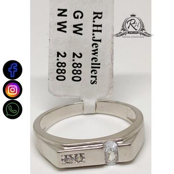 92.5 silver gents fancy rings RH-GR826