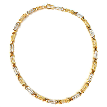 One gram gold forming chain mga - gf002
