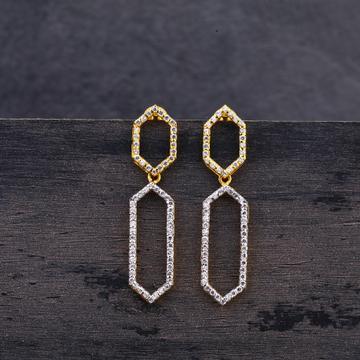 22CT Gold Hallmark Fancy Jhummar Earring LJE218