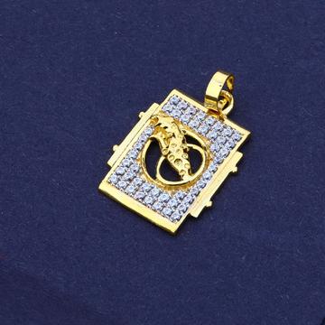 916 Gold Exclusive Classic Pendant MFP13