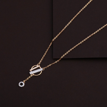 18 CT Rose gold chain by