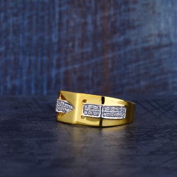 Mens 22K Gold Ring-MR241