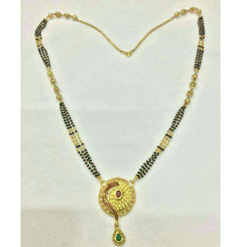 22K / 916 Gold Antique Mangalsutra