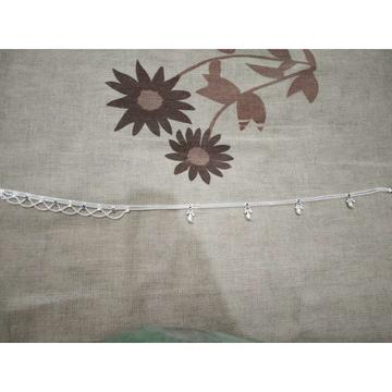 Kadap Chain Dabal Line Mina Single Side Jula  Khilona(Ramakda) Baccha(Small Size) Kandori