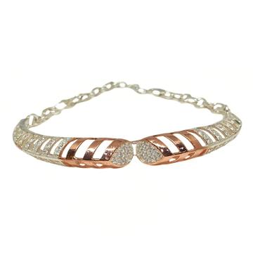 925 Sterling Silver Fancy Bracelet MGA - BRS1831