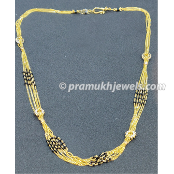 916 gold fancy mala