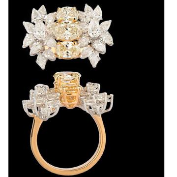 Diamonds RingJSJ0101